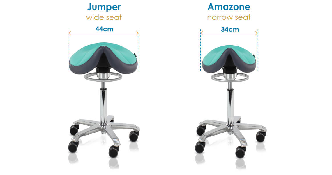 faq score seat sizes